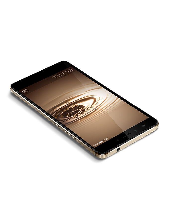 موبايل فانتوم 6 - شاشة - 5.5 بوصة - 4G - ثنائى الشريحة - ذهبى