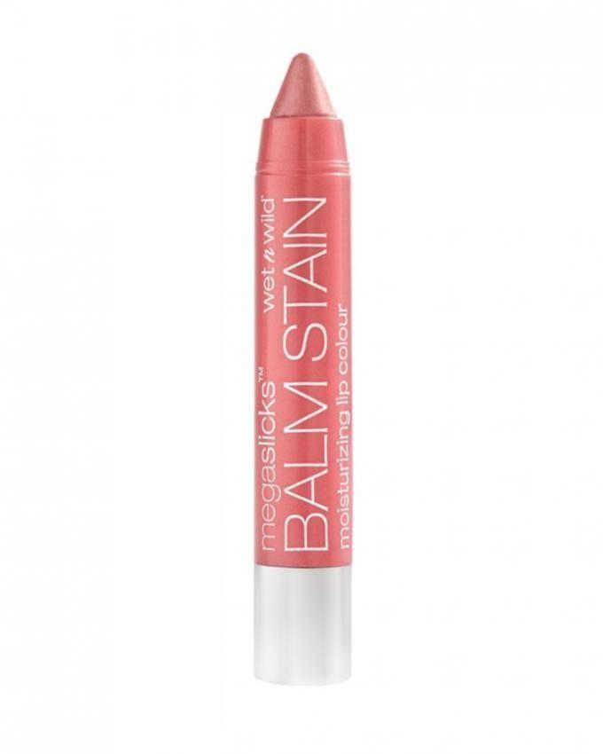 128 Megaslicks Balm Stan Moisturizing Lip Colour - Pinky Promise