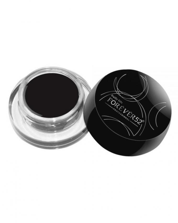 FM1501 Ultimate Gel Eyeliner - Black