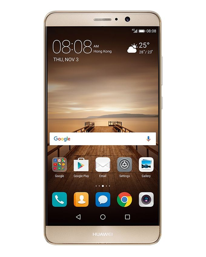 Mate 9 - 5.9 - 64GB 4G Mobile Phone - Champagne Gold