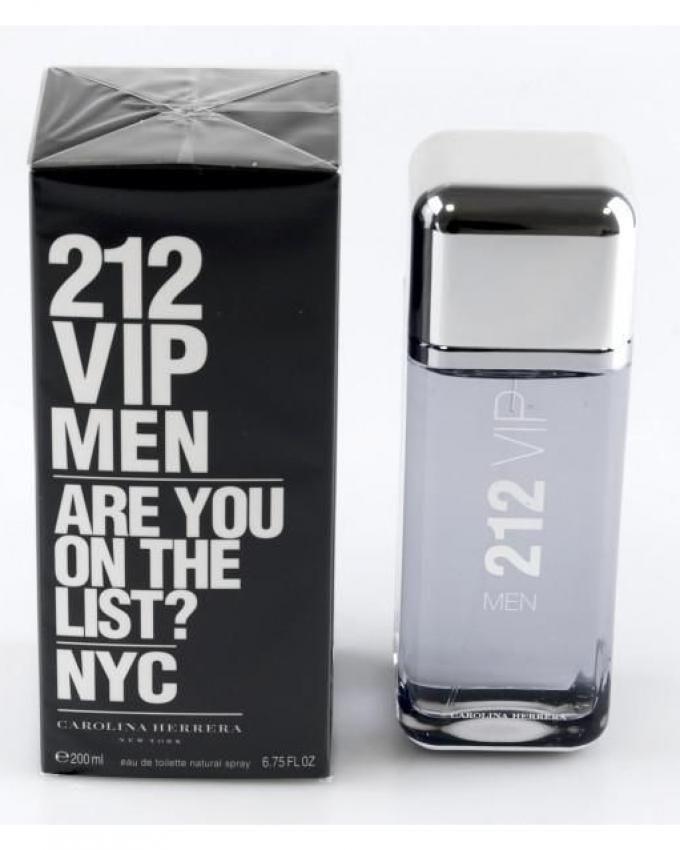 212 VIP – EDT - For Men – 200ml