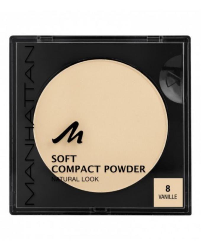 Soft Compact Powder – 8 Vanilla