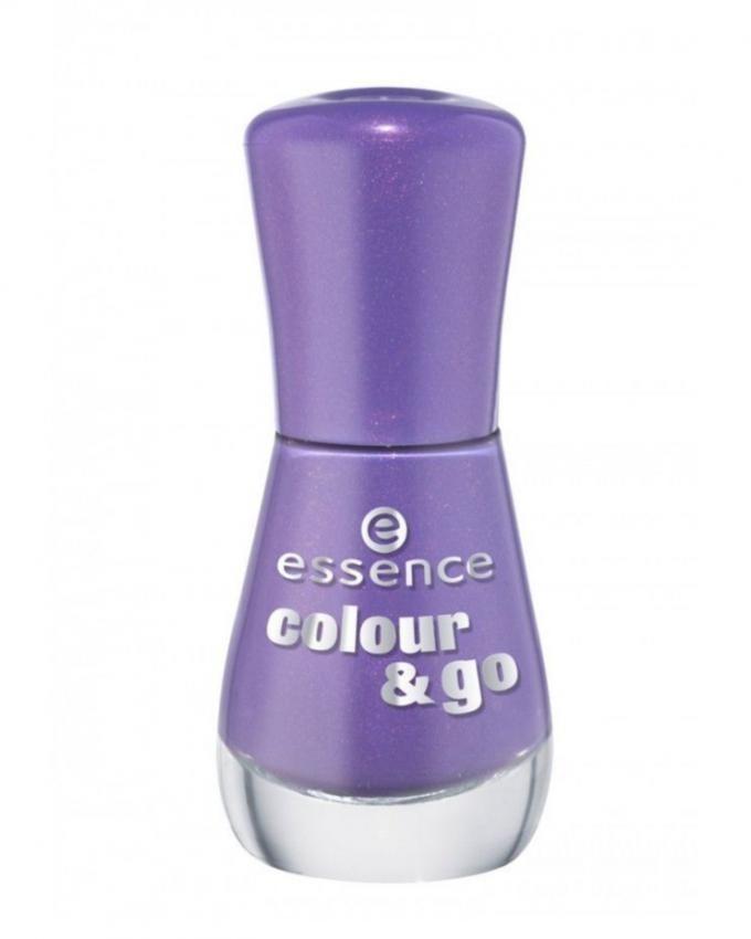 Colour & Go Nail Polish - 133 Oh My Glitter