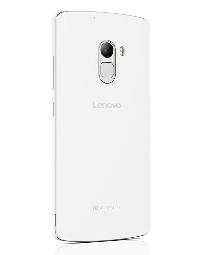 فايب كي 4 نوت - موبايل ثنائي الشريحة 5.5 بوصة - يدعم شبكة 4G - أبيض