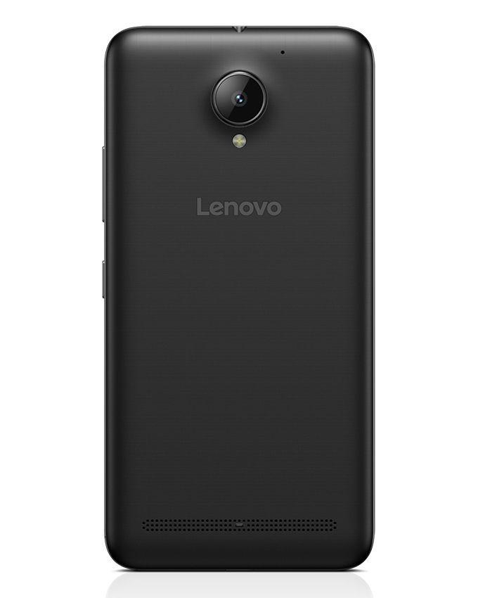 Vibe C2 (K10a40) - 5.0 - 8GB Dual SIM 4G Mobile Phone - Black