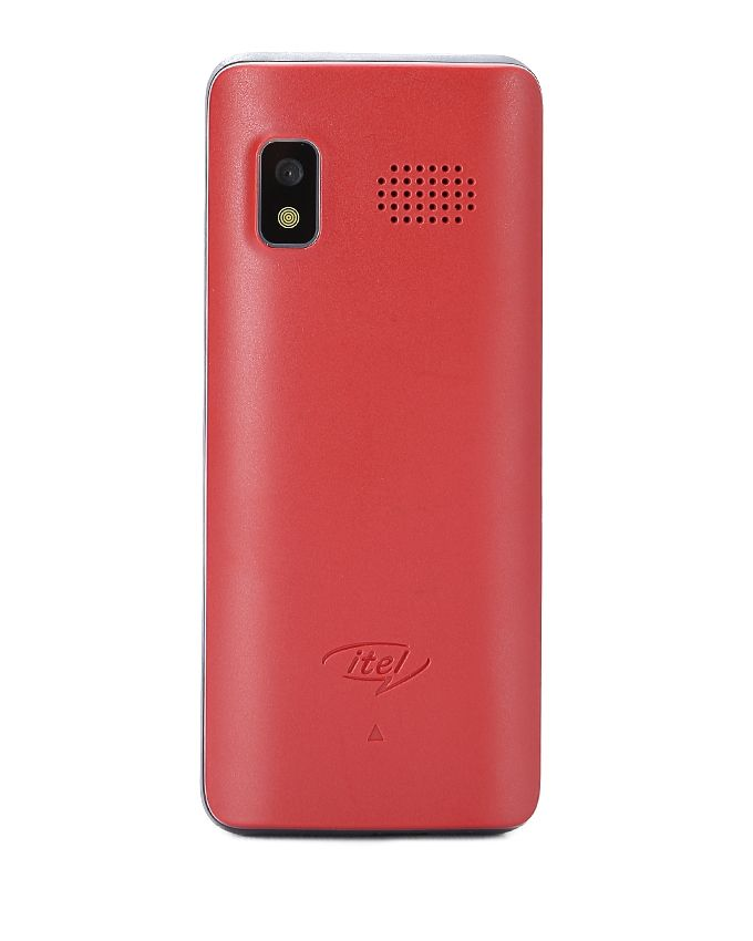 it2090 - 1.77 Dual SIM Mobile Phone - Red