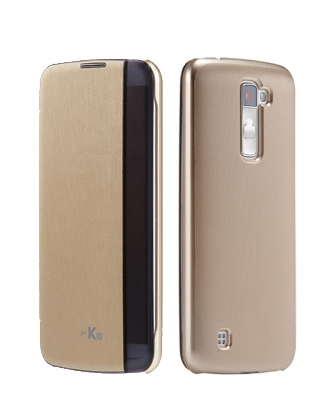 K10 - 5.3 - 4G Dual SIM Mobile Phone - Gold