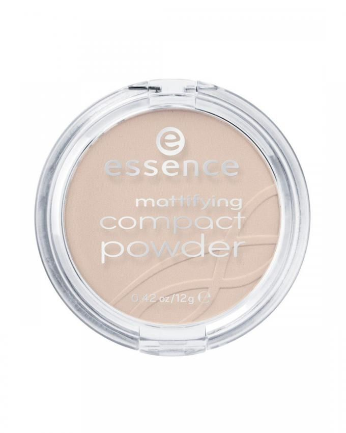 Mattifying Compact Powder – 02 Soft Beige