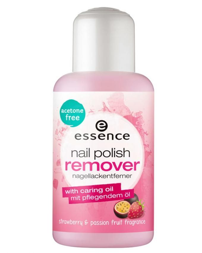 Nail Polish Remover - Strawberry & Passion Fruit