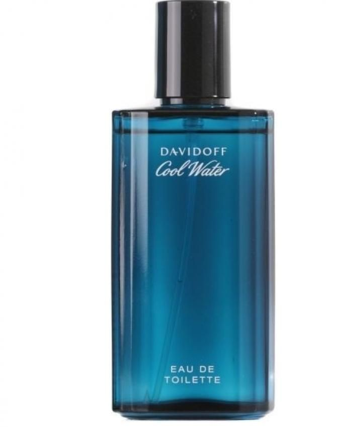 Cool Water - EDT – For Men - 125 ml