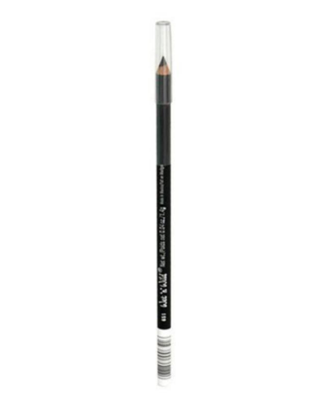 651 Brow & Eyeliner Pencil – Black Black