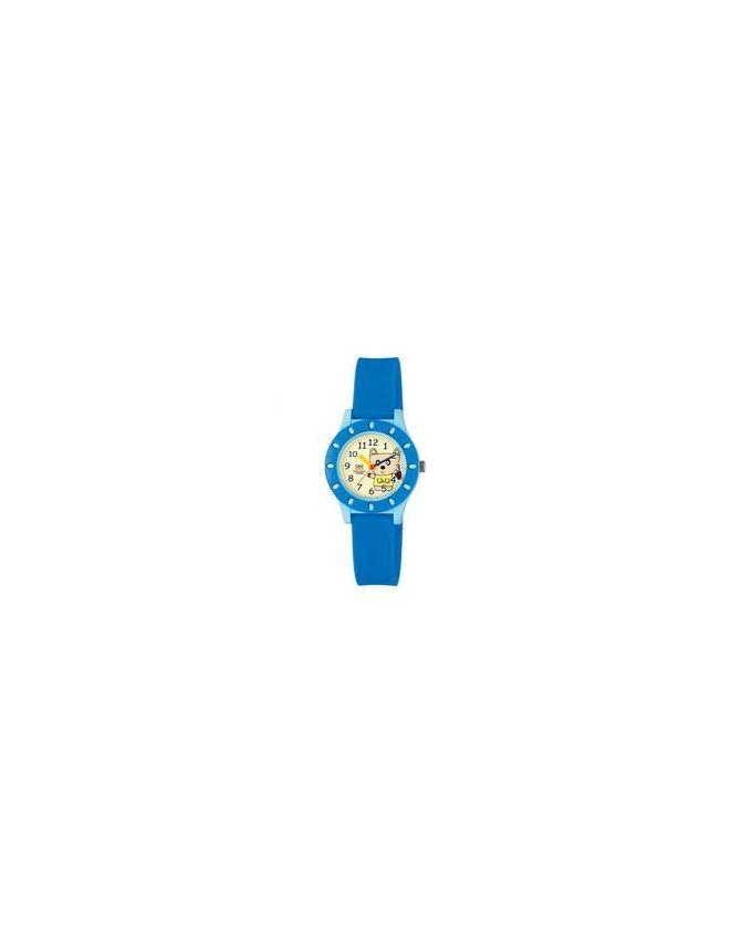 Q&Q VQ13-003 Rubber Watch for Kids - Blue
