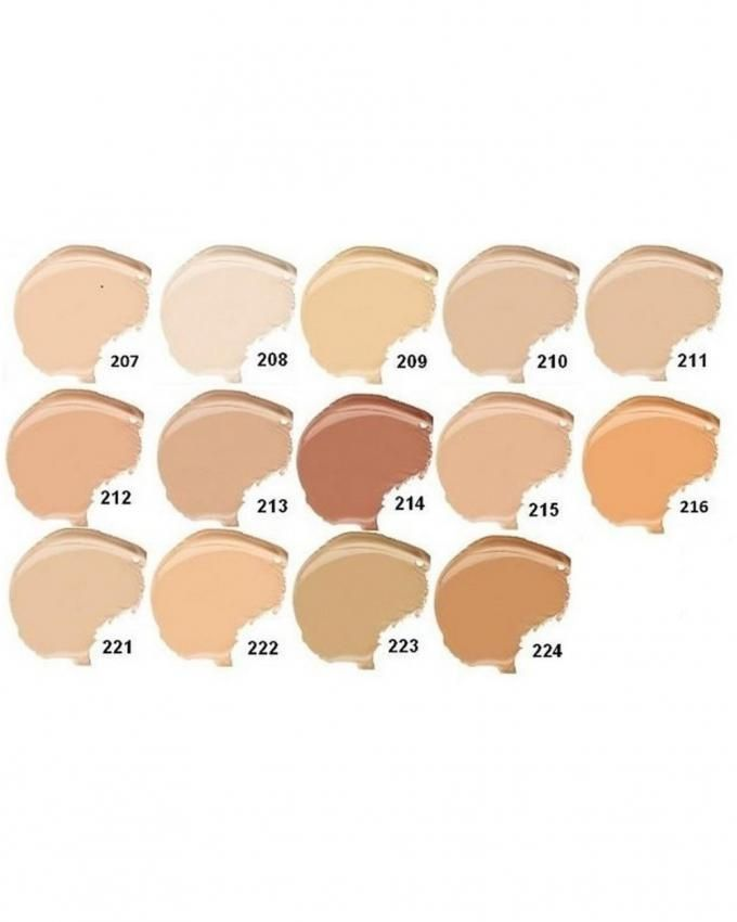 207 Waterproof Make-Up Cover Foundation - 30g