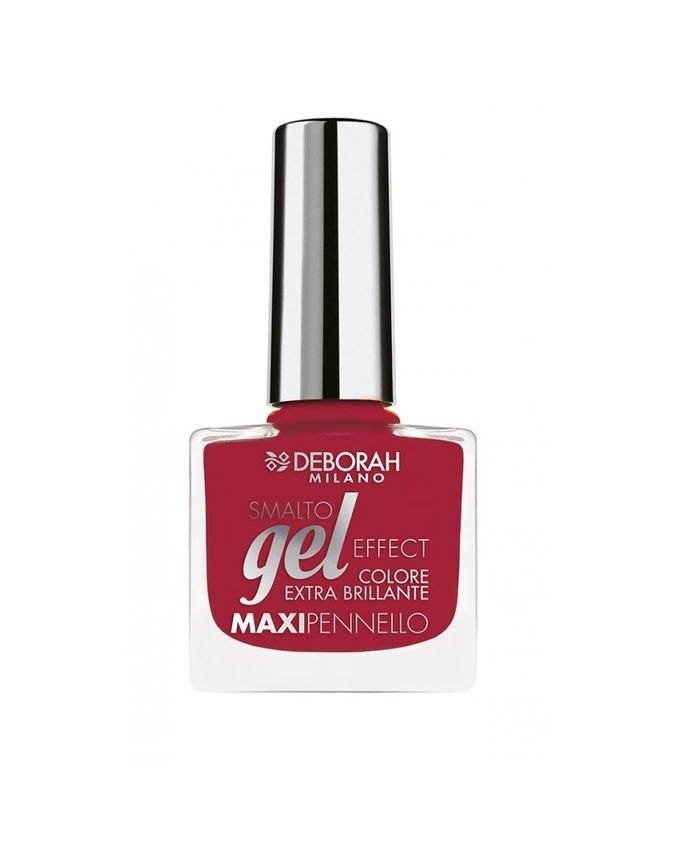 Gel Effect Nail Polish - 54 Amaranth