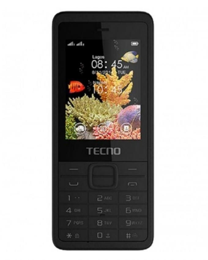 T472 - 2.8 Dual SIM Mobile Phone - Tranquil Blue