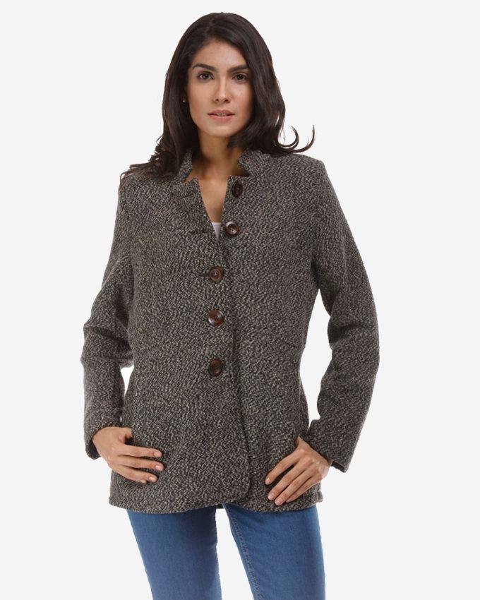 Blazers Jumia: Ravin Plain Jacket - Grey