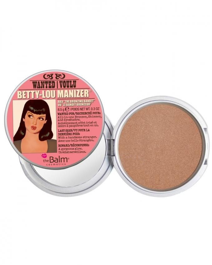 Betty Lou – Bronzer/Shadow