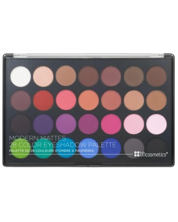 Modern Mattes Eye Shadow Palette - 28 Color