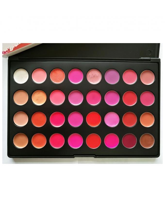 Lip Color Palette - 32 Color