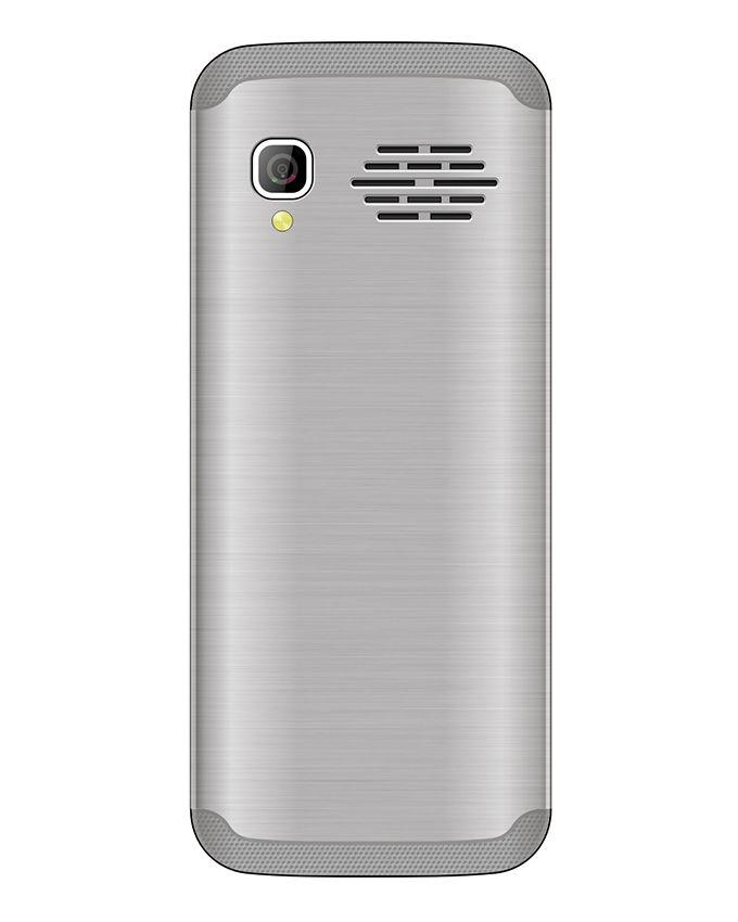 K4 - 1.77 Dual SIM Mobile Phone - Silver