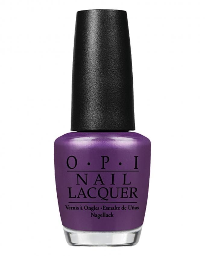 Nail Polish - NL B30 Purple With A Purpose - 15ml