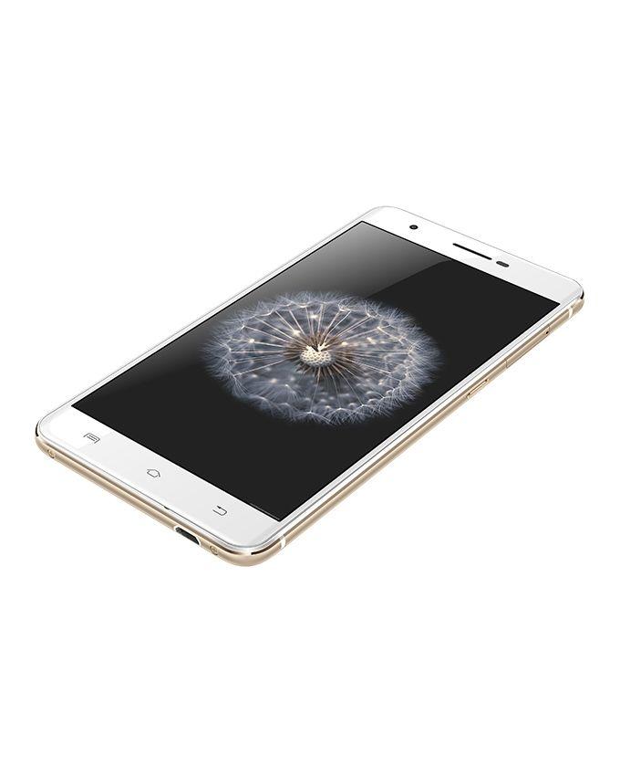 موبايل Pro F6 - 5.5 بوصة - يدعم 4G - ثنائى الشريحة - ذهبى