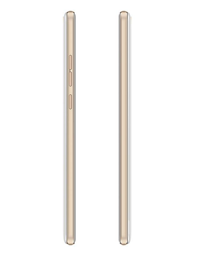 موبايل اكس ميوزيك III  - شاشة 5.0 بوصة - ثنائى الشريحة - أبيض