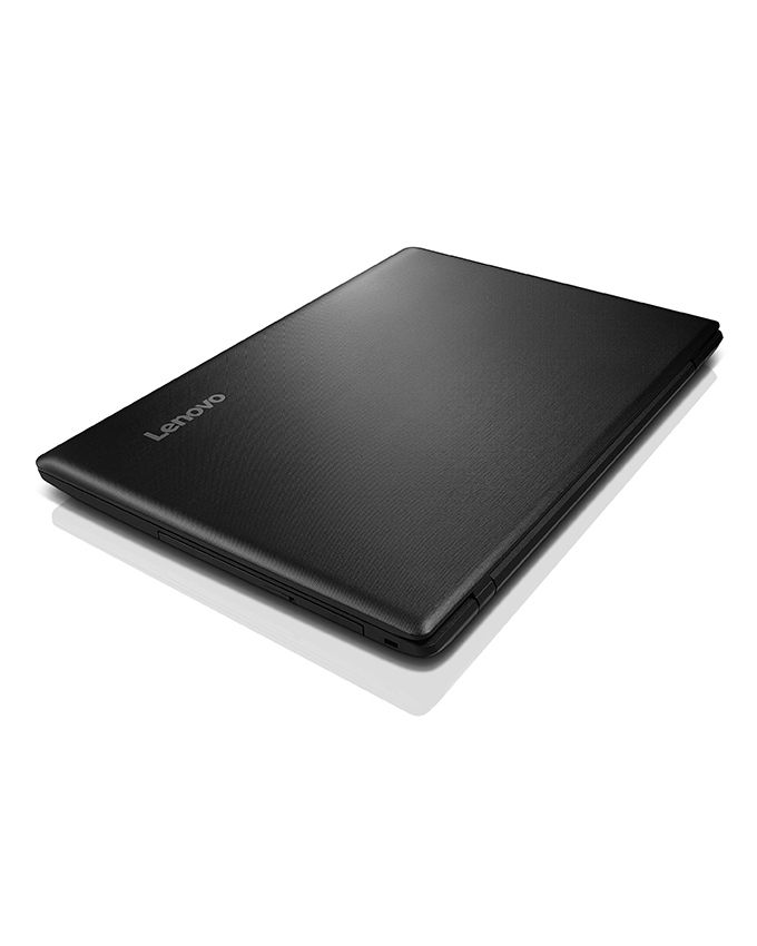 لاب توب Ideapad110-15ISK - معالج انتل كور i3 - 4 جيجابايت رام - هارد ديسك 1 تيرابايت - شاشة 15.6 بوصة عالية الجودة - معالج رسومات 2 جيجابايت - DOS - أسود