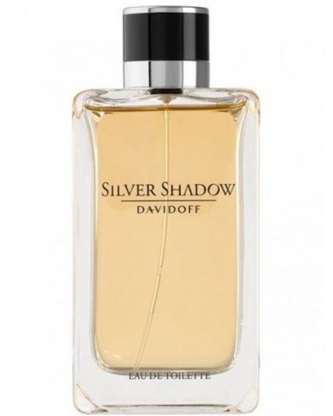 Silver Shadow - EDT – For Men – 100ml