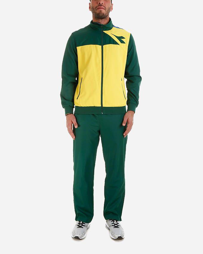 Diadora Training suit - Green