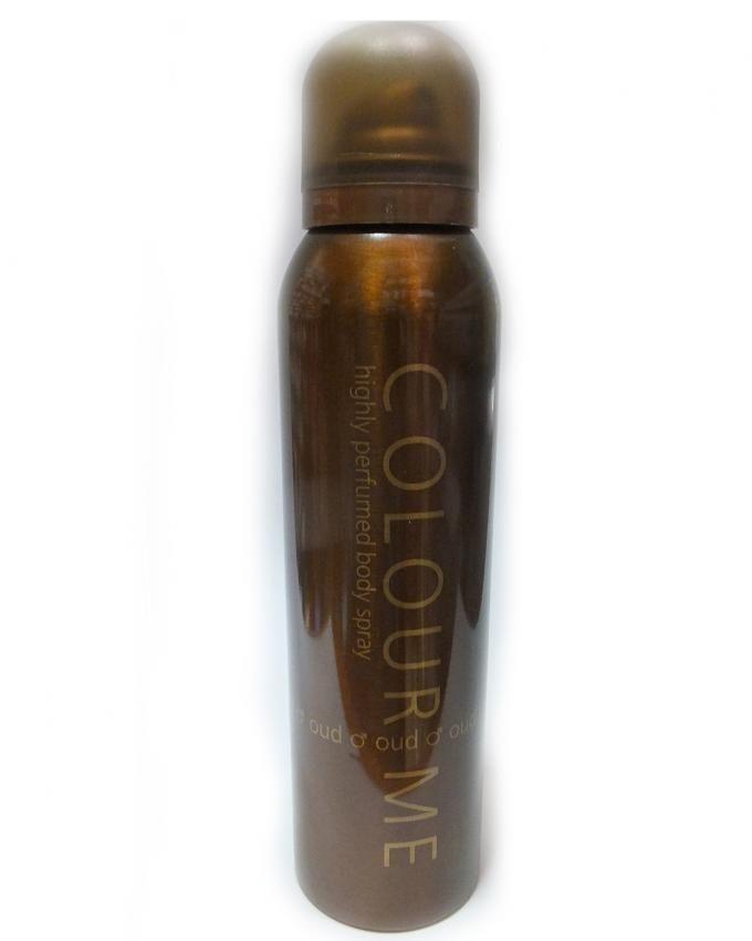 Highly Perfumed Body Spray - Oud - For Men - 150 ml