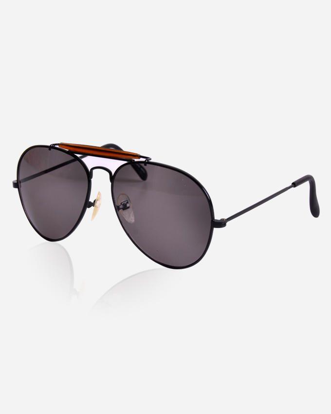 Ticomex Pilot men's Sunglasses - Black
