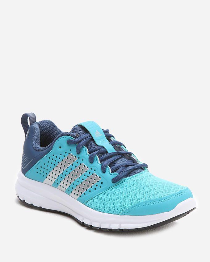 Adidas Madoru Sports Shoes - Turquoise & Silver