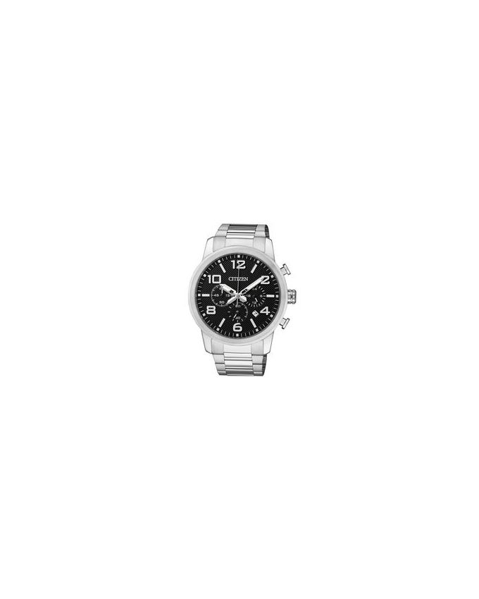Citizen AN8050-51E Stainless Steel Watch - Silver