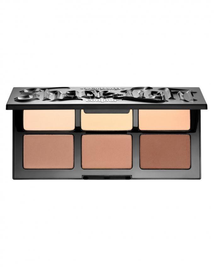 Shade + Light Face Contour Palette - 6 Shades