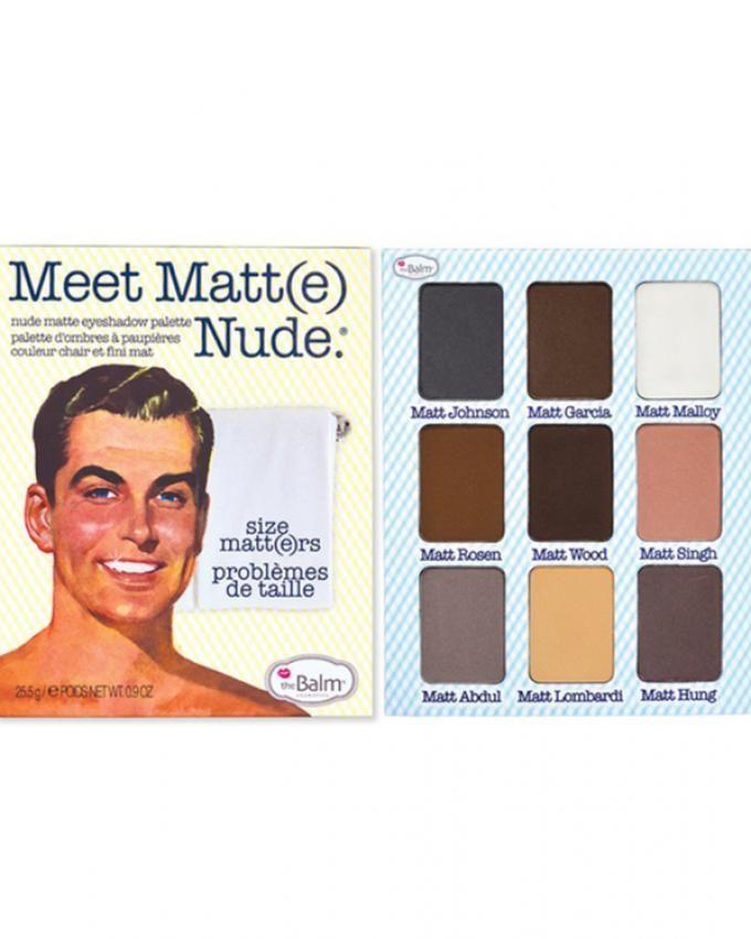 Meet Matt(e) – Nude