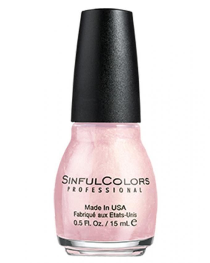 Nail Polish - 376 Glass Pink