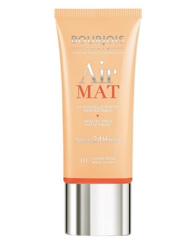 Air Mat Undetectable Matte Finish Foundation - 30 ml - 01 Rose Ivory