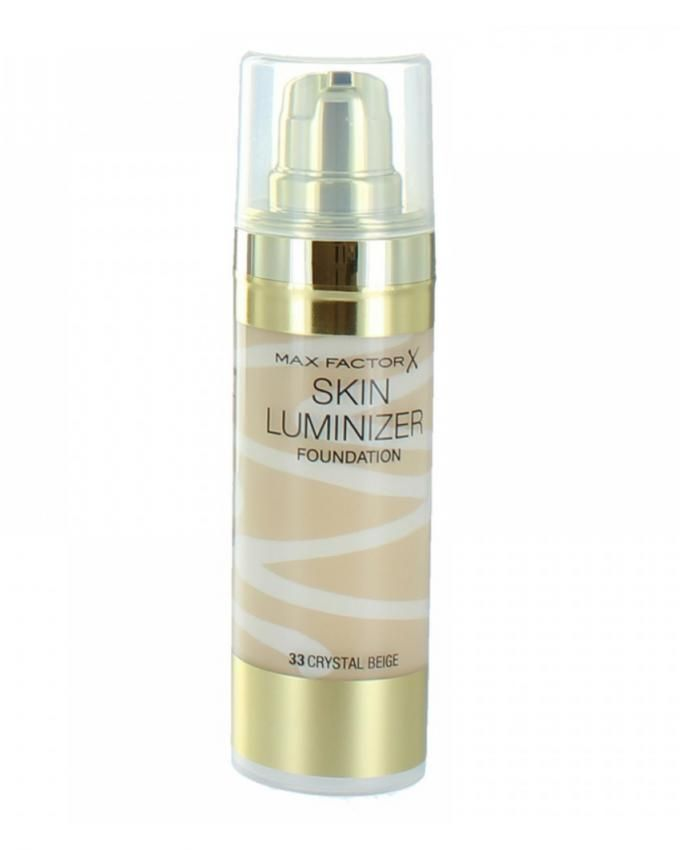 Skin Luminizer Foundation - 30 ml - 33 Crystal Beige