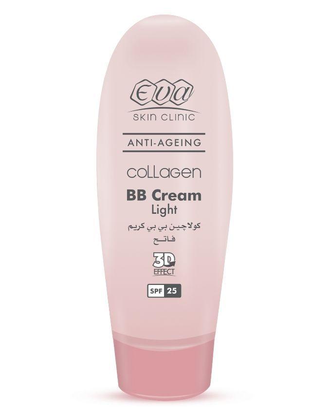 Skin Clinic Collagen BB Cream - Light - 50 ml