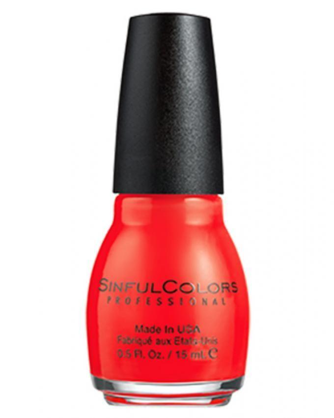Nail Polish - 1122 Energetic Red