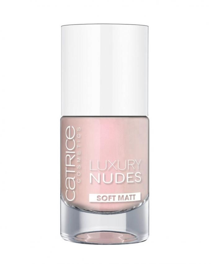 Luxury Nudes Soft Matt Nail Lacquer - 08 Little Dose Of Rose