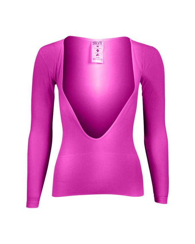 Silvy Jessie Fuchsia Lycra Bodywear