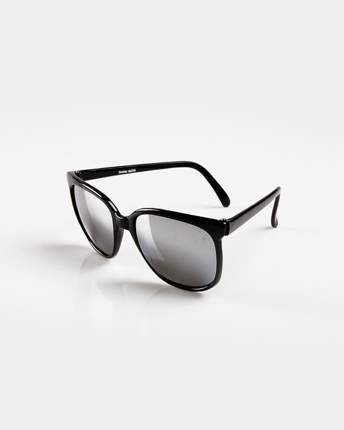 Ticomex Vintage Square Kids Sunglasses - Black