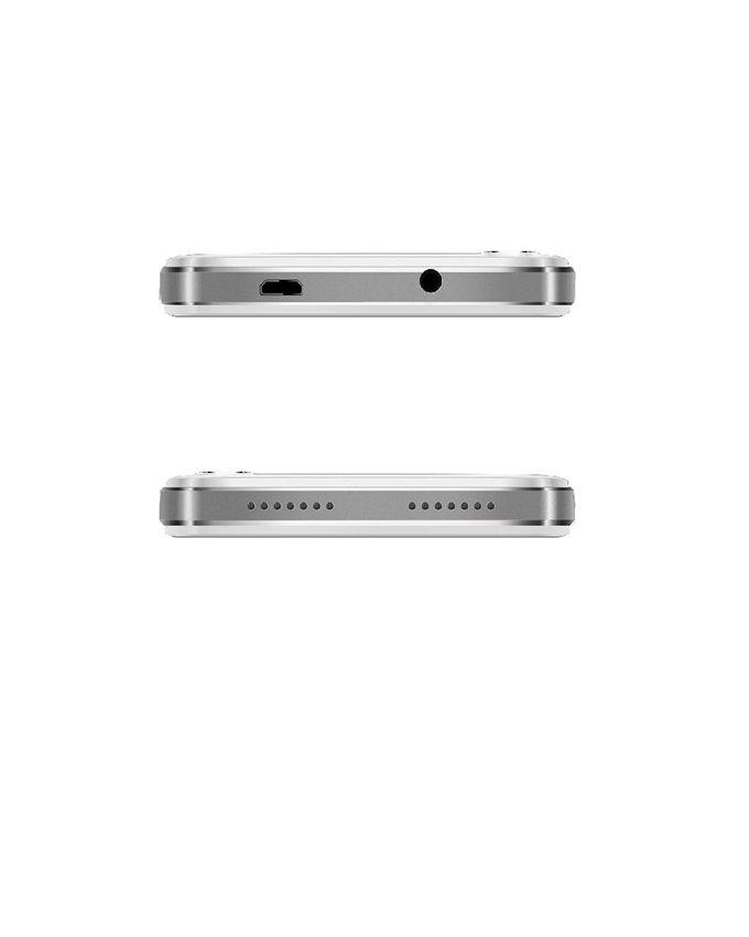 موبايل بوب  II - شاشة 5.0 بوصة - ثنائى الشريحة - أبيض