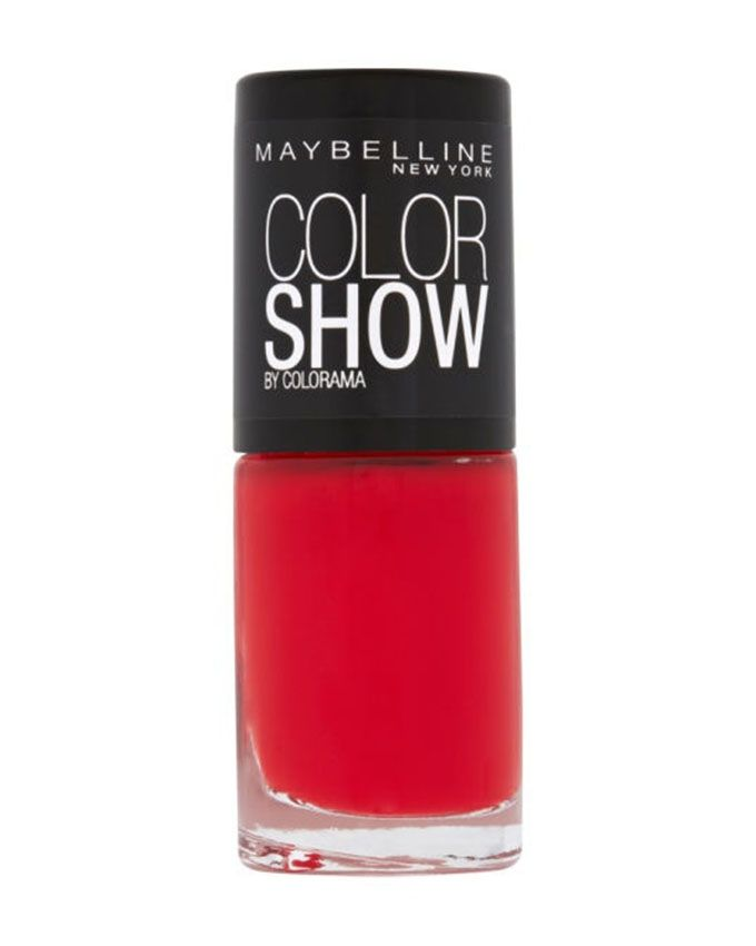 349 Color Show Nail Lacquer – Power Red
