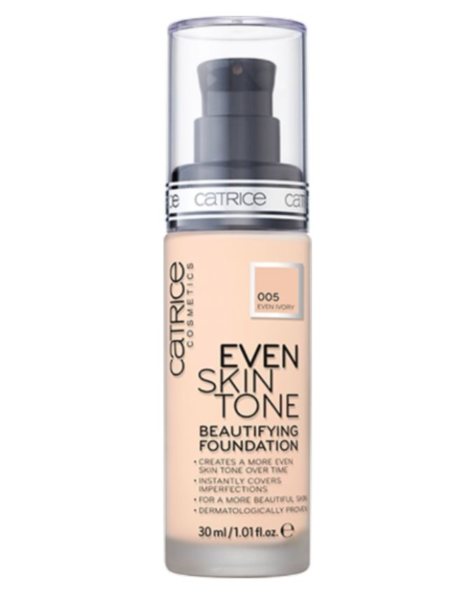Even Skin Tone Beautifying Foundation - 005 Even Ivory