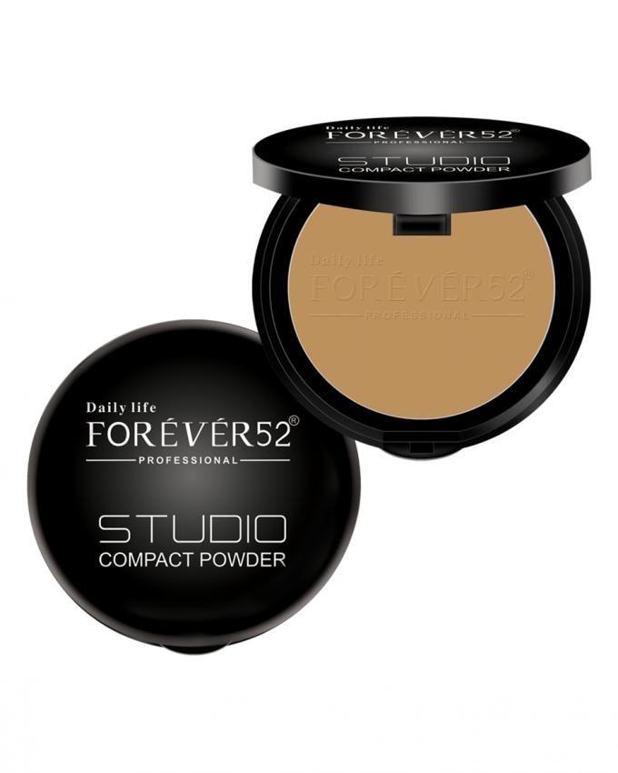 NA009 Studio Compact Powder - Dark Brown