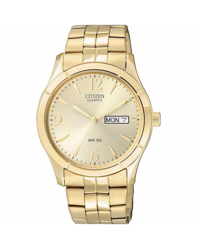 Stainless Gold Watch M1189gm Steel 0wpnok Morgan Fainoo R4j5AL
