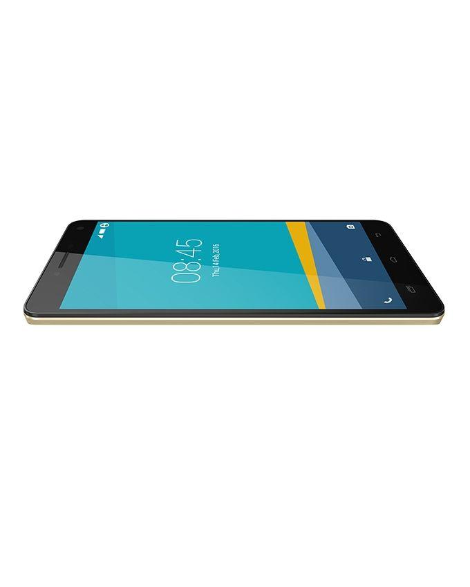 موبايل X554 هوت 3 - 5.5 بوصة - ثنائى الشريحة - ذهبى